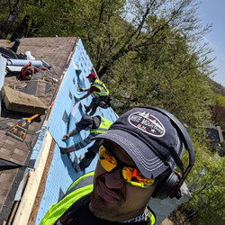 Ro knows Roofing._#bethebest