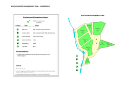 Example compliance map - YES