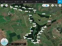 Drone Flight Path