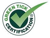 Green Tick Certification Company Logo