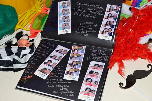 Photo Signature and Guest Book