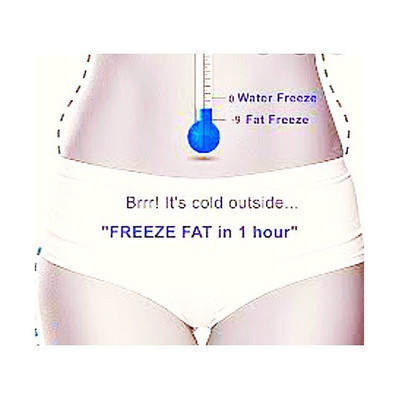 Fat Freezing appointments available  Wed