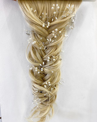 Hair extensions and accessories! Better