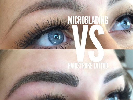 I realise now I was naive in choosing to have microblading