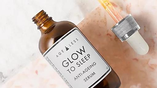Anti-Ageing Glow To Sleep Serum 10ml Travel Size