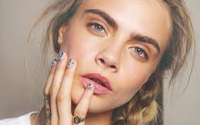 Cara Delevingne's Brow Look with Brow Lamination
