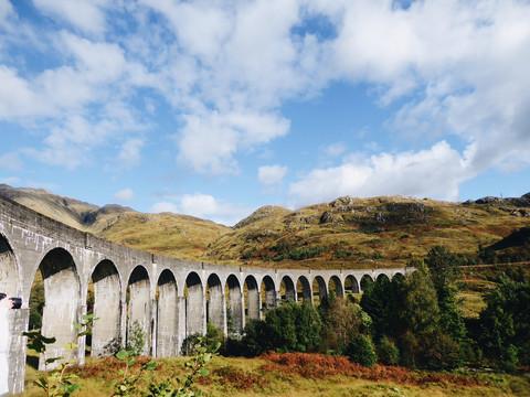 The Highlands, Scotland.