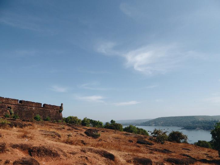 Anjuna, Goa.