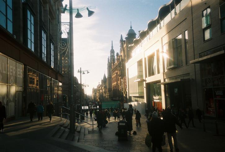Goodbye Glasgow: A Farewell Letter.
