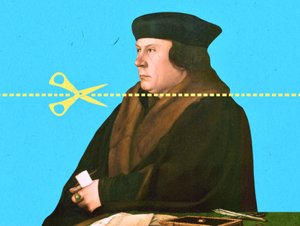 The Man with the Wind at His Heels: On Wolf Hall