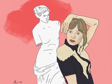 Alexandra Savior's Kind of Feminism