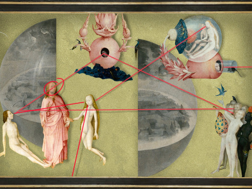 Hieronymus Bosch and the Orgy of the Damned