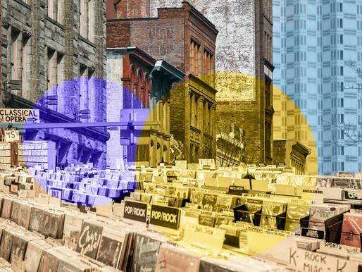 Fragmentary Memories of Pittsburgh's Live Music Scene