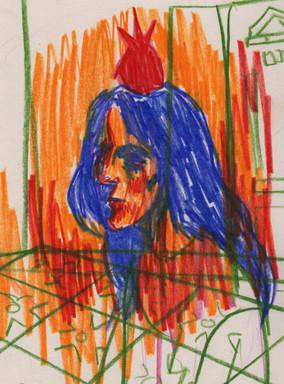 Persephonian Self-Portrait (imprisoned).JPG