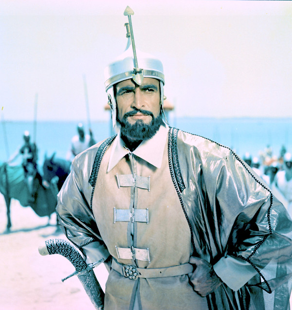 Youssef Chahine Saladin the Victorious 1963
