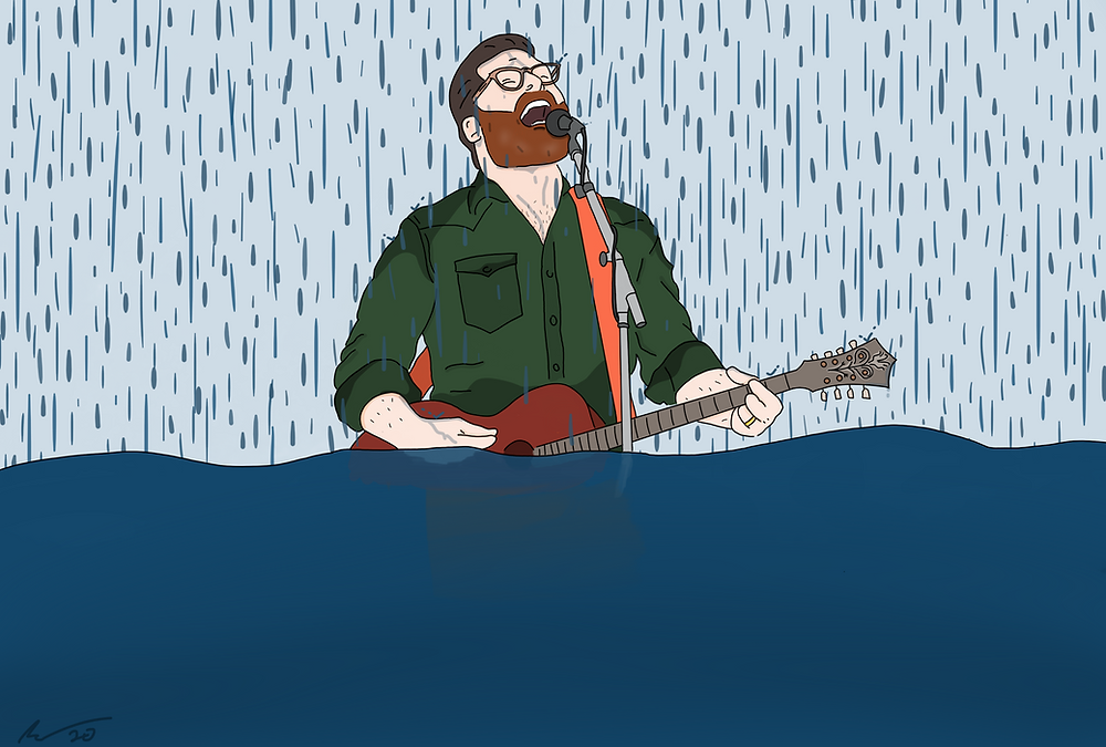 The Decemberists Colin Meloy The Pittsburgher