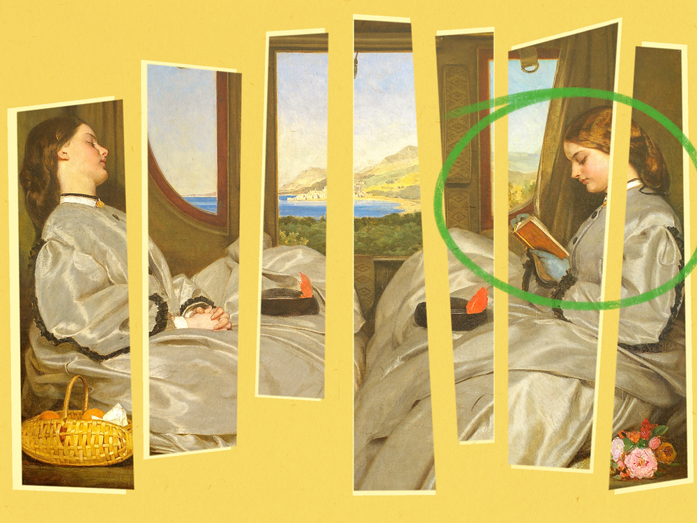 Summer Reading The Pittsburgher Augustus Egg The Traveling Companion