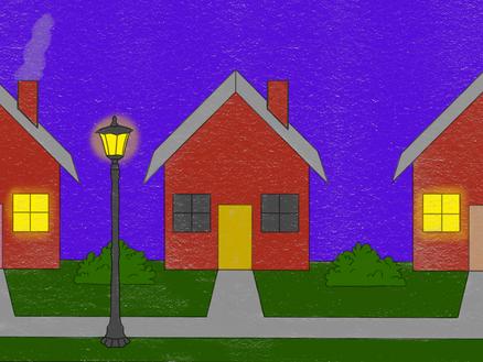The Neighbors, the Neighborhood and Those People