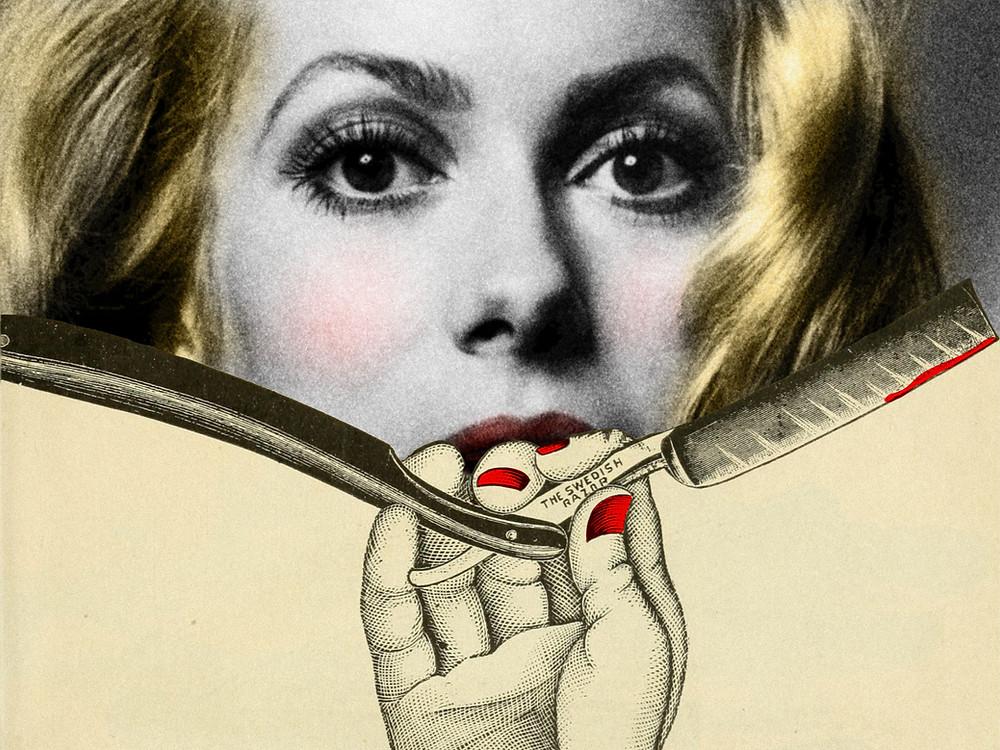 Catherine Deneuve in Repulsion
