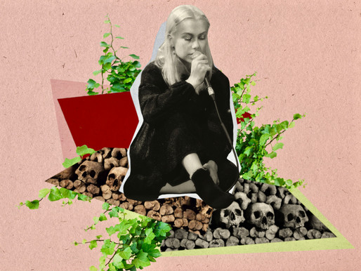 My Haunted Garden: Lessons from Phoebe Bridgers' Punisher