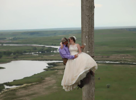 There's a Distillery that makes Moonshine, find out how an amazing wedding photo was taken & more...