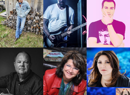 Catch today's interviews from KJ's Country Korner right here!