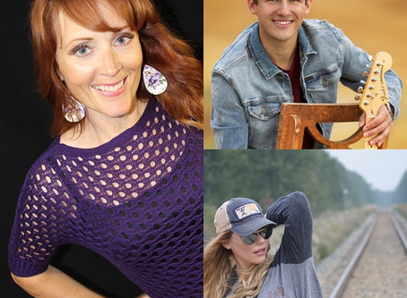 KJ's Country Korner, connecting you w/Country Artists across Canada