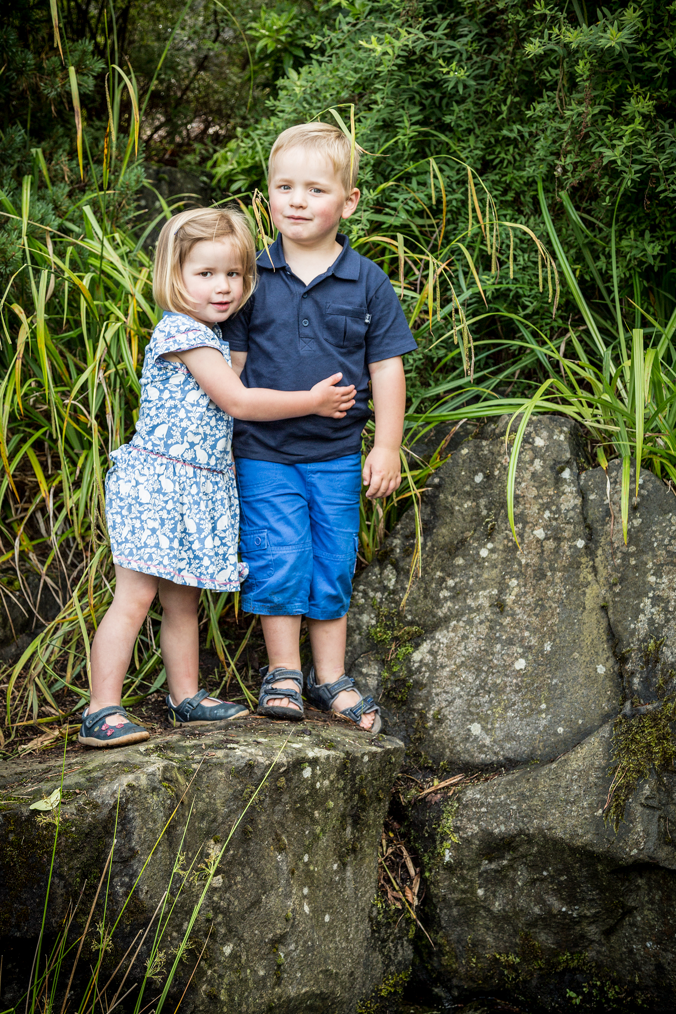 PSD Photography - Jill and Rowen and Fam