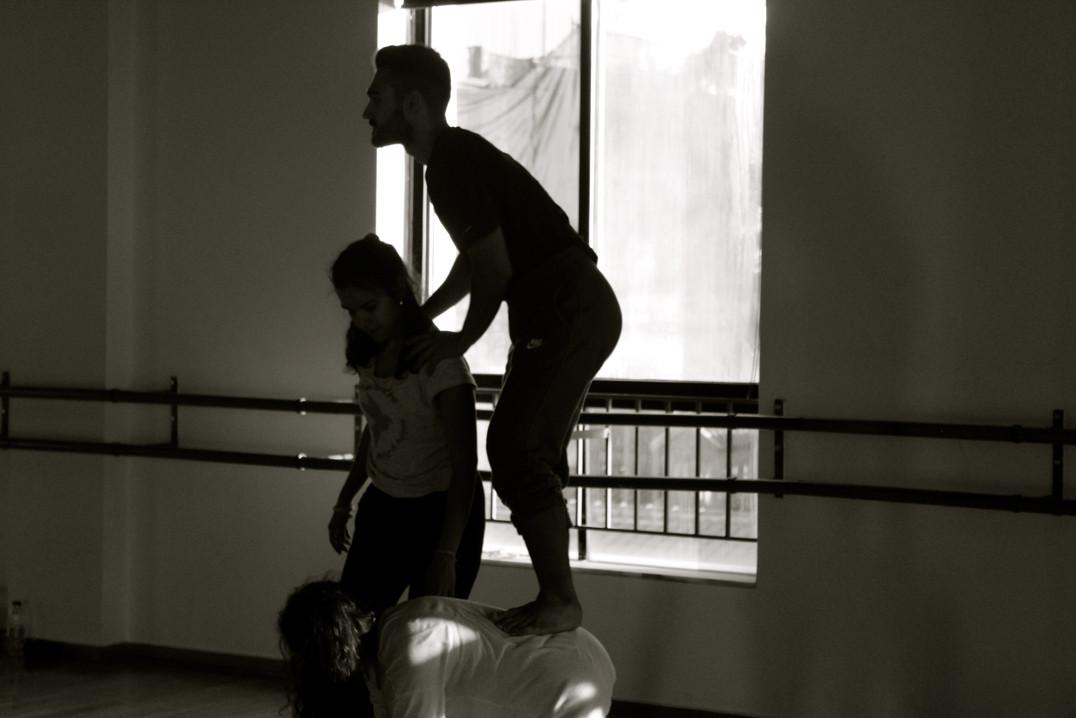 "Workshop ""Look Little,Man""   Patras"