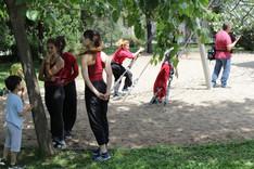 The Road dancers
