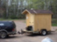 cedar sauna saunas duluth mn minnesota wood burning stove christensen delivery sale