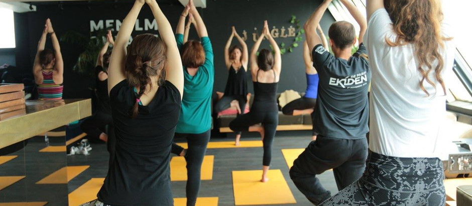 Apaiser son mental grâce au yoga