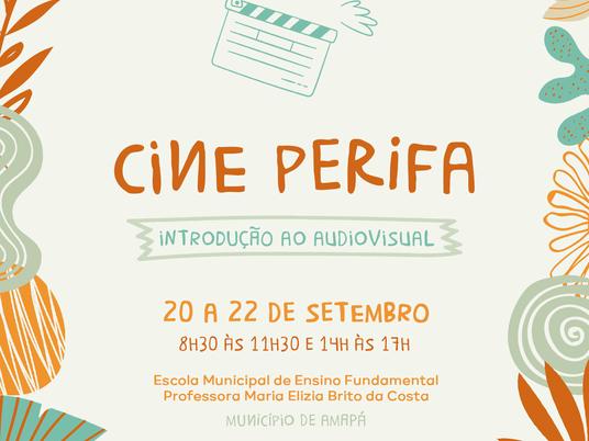 Projeto Cine Perifa promove oficinas de cinema para crianças