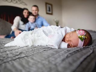 Introducing Baby Bella!