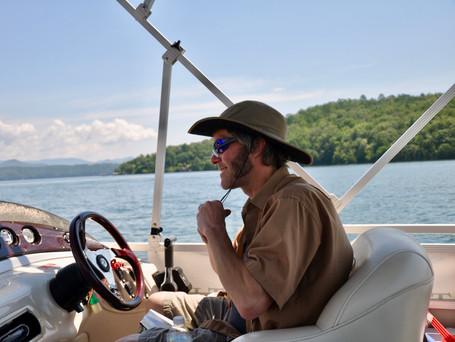 Explore Lake Jocassee in SC