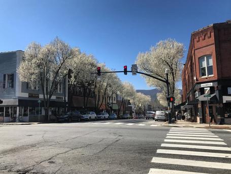 Explore Downtown Brevard