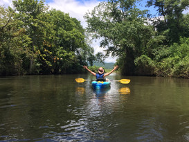 Paddle the Headwaters of the French Broad