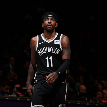 Should the Nets Trade Kyrie Irving?