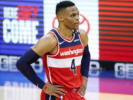 Would the Wizards Be Better Off Releasing Russell Westbrook?