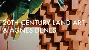 20th CENTURY LAND ART IN THE 21ST CENTURY: AGNES DENES