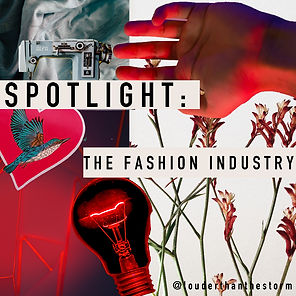 Spotlight on the Fashion Industry