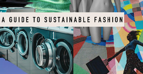 A guide to a sustainable wardrobe