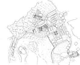 Chateau de la Cazine