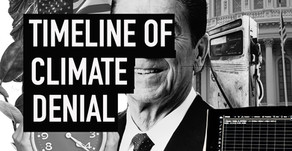 The Timeline of Climate Denial