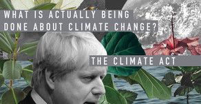 What is actually being done about Climate Change? - The Climate Change Act