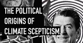 The political origins of climate scepticism.
