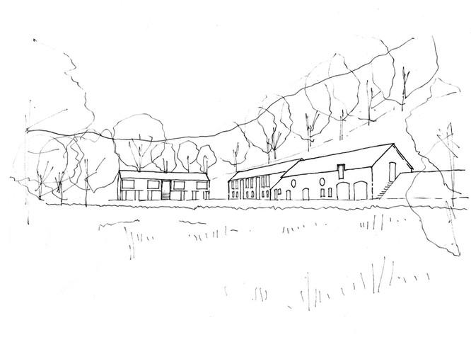 Arthog New Barns