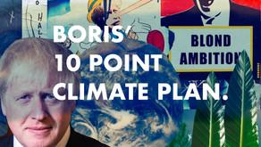 Boris' 10 Point Climate Plan
