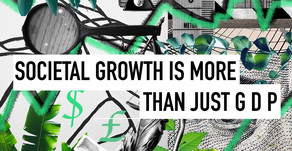 Societal Progress is more than just GDP growth
