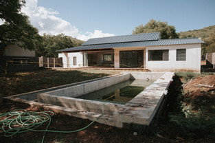 Construction in progress + Supply & installation of M&E